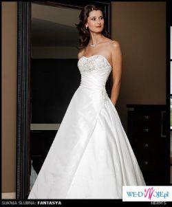 sprzedam suknię ślubną z kolekcji Herm's fantasya