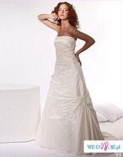Sprzedam suknie ślubną z kolekcji Julia Rosa