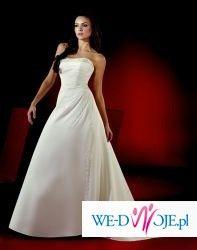 Sprzedam suknię ślubną z kolekcji Lugonovias
