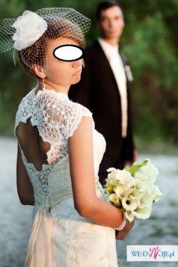 sprzedam suknię ślubną z kolekcji Pearl zakupioną w salonie NABLA w Krakowie
