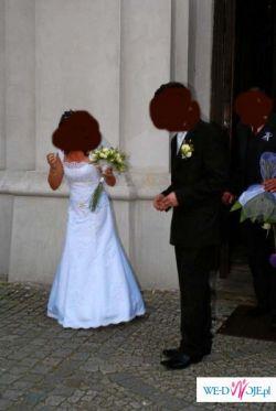Sprzedam suknię ślubną z kolekcji platinium