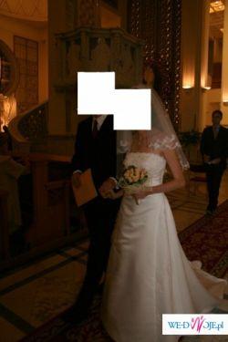 Sprzedam suknię ślubną z kolekcji St. Patrick, model Drac.