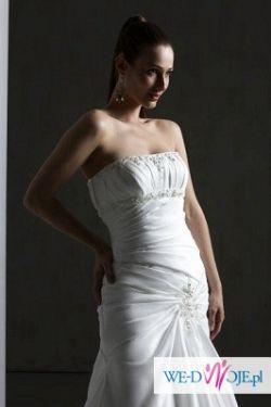Sprzedam suknię ślubną z kolekcji SWEAT HEART 2010 JAK NOWA!!