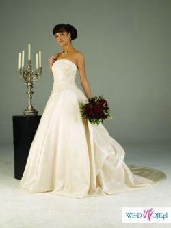 Sprzedam Suknie ślubną z najnowszej kolekcji Sweetheart  2008 tanio!!!