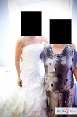 Sprzedam suknię ślubną z Niemiec!
