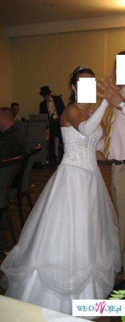 sprzedam suknie ślubną z salonu Katrina