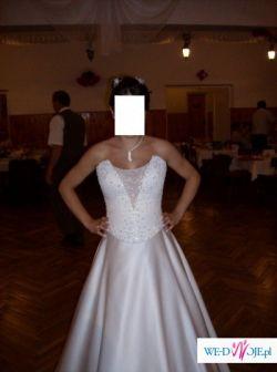 Sprzedam suknie ślubna z salonu Lisa Ferrera