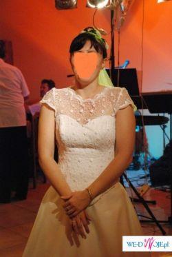 Sprzedam suknię ślubną z września 2008r.