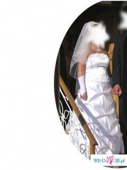 Sprzedam suknie ślubną za 250 zł.