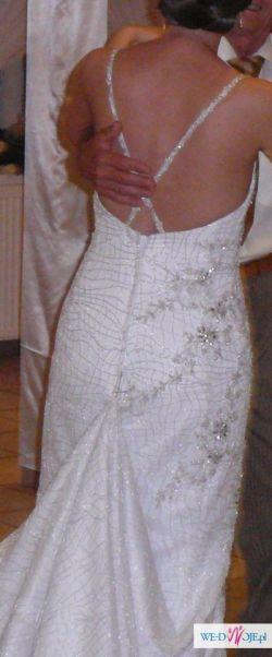 sprzedam suknię ślubną - ZAPROPONUJ CENĘ :D