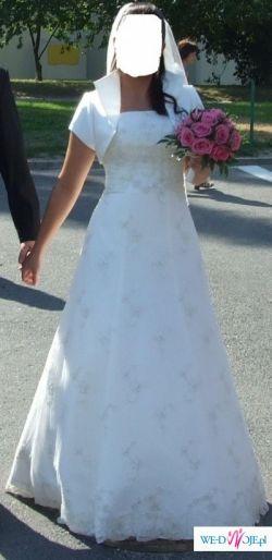 Sprzedam suknie ślubnś