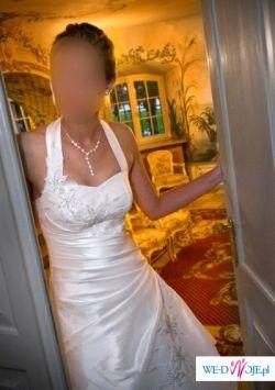 Sprzedam suknię śubną rozm. 36 - model Dżamilla