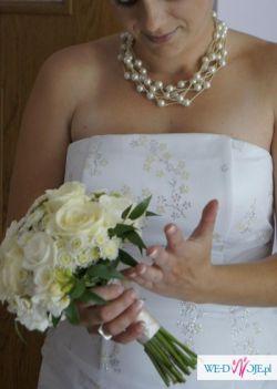 Sprzedam suknię sukienkę sukienki ślubną rozmiar 38