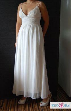 sprzedam suknie w stylu 'grecka bogini'