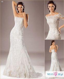 Sprzedam suknię White One 152