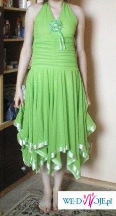 Sprzedam suknie wieczorowa