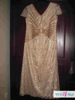 Sprzedam suknie wieczorową