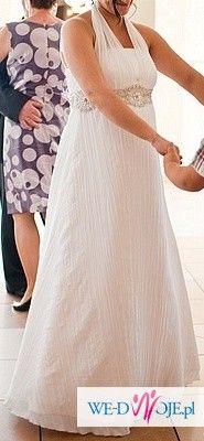 sprzedam suknię z dodatkami-IDEALNA DLA CIĘŻARNYCH!!