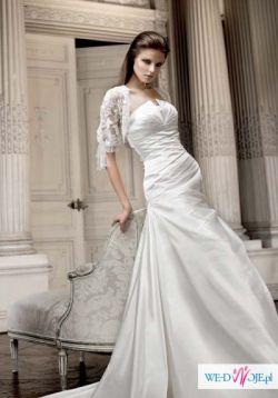 sprzedam suknię z kolekcji la sposa model faro