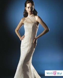 Sprzedam suknię z kolekcji LUGONOVIAS 2008
