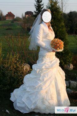 sprzedam suknięślubną