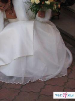 Sprzedam szybko suknię z salonu GISELLE