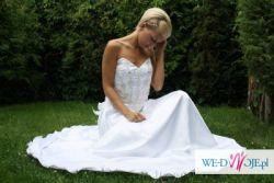 Sprzedam tanio oryginalną suknię