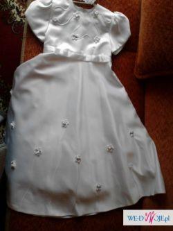 Sprzedam tanio suknie komunijną !!!