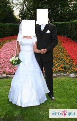 Sprzedam tanio suknię ślubną!!!