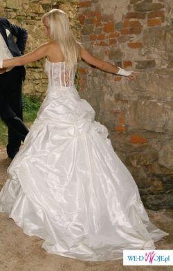 Sprzedam TANIO!! suknię ślubną