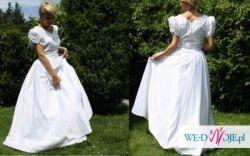 Sprzedam tanio suknię ślubną - jak nowa