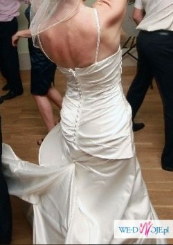 Sprzedam TANIO suknię ślubna OreaSposa2010!