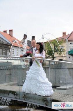 Sprzedam tanio wyjątkową Suknie Ślubną!