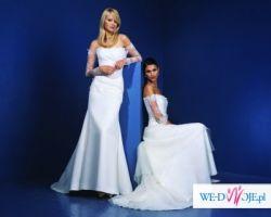 Sprzedam tanio wyjątkową suknie ślubną model ELFE z Cymbelline Paris!
