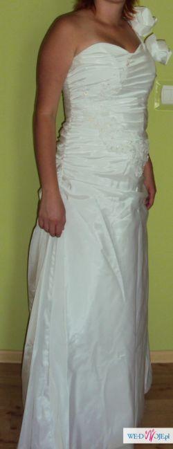 Sprzedam taniooo suknie ślubną!!!
