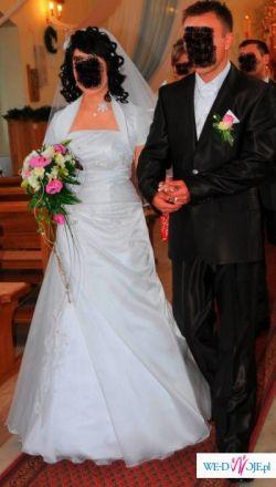 Sprzedam tanioooo sukienkę ślubną