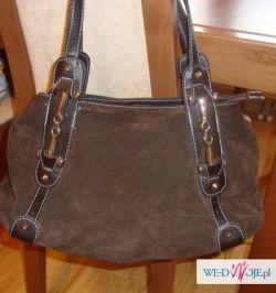 Sprzedam torbę kolor brązowy
