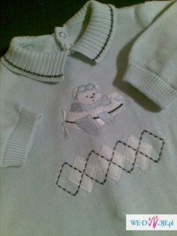 Sprzedam ubranka niemowlęce po synku