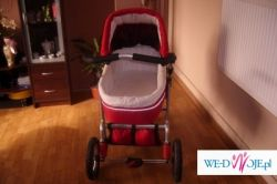 sprzedam wielofunkcyjny wózek dziecięcy. Warty zainteresowania.