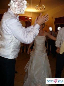 Sprzedam włoską suknię ślubną