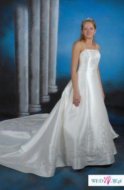 e3c28be370 Sprzedam Włoską suknie ślubną - Suknie ślubne - Ogłoszenie - Komis ...