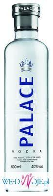 Sprzedam wódkę PALACE 0,5 l