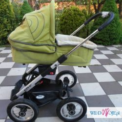 Sprzedam wózek Baby Boom 2w1