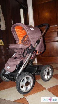 Sprzedam wózek Baby Booom CRV identyczny jak MUTSY