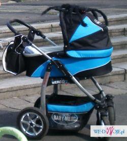 Sprzedam wózek Baby Merc 3w1 super oferta