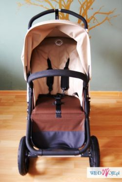 Sprzedam wózek Bugaboo Cameleon Sand/Brown + Maxi Cosi CabrioFix