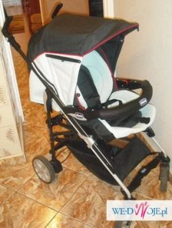 Sprzedam wózek Chicco Trio Living