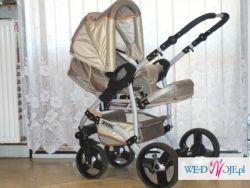 Sprzedam wózek dziecięcy gondola + spacerówka