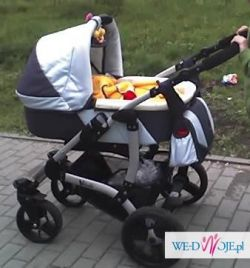 Sprzedam wózek dziecięcy z firmy BEBETTO