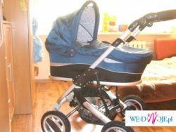 Sprzedam wózek ESPIRO GT JAK NOWY!!!!Wersja głeboko-spacerowa.